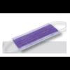 Gumis szájmaszk lila - 25 db