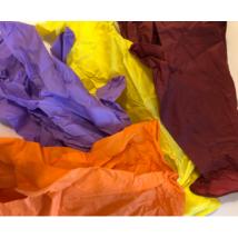 100 db xs méretű színes nitril védőkesztyű