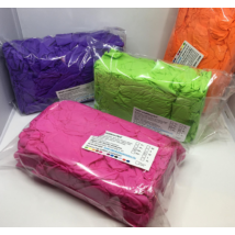 100 db-os színes nitril védőkesztyű tasakos kiszerelésben