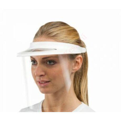 10 db cserélhető plexi lap arcvédő pajzs kerethez