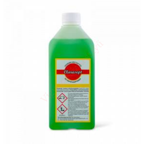 clarasept kéz és bőrfertőtlenítő utántöltő 1000 ml