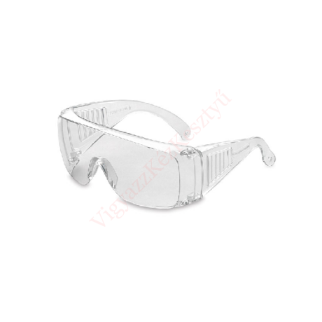 Védőszemüveg , átlátszó