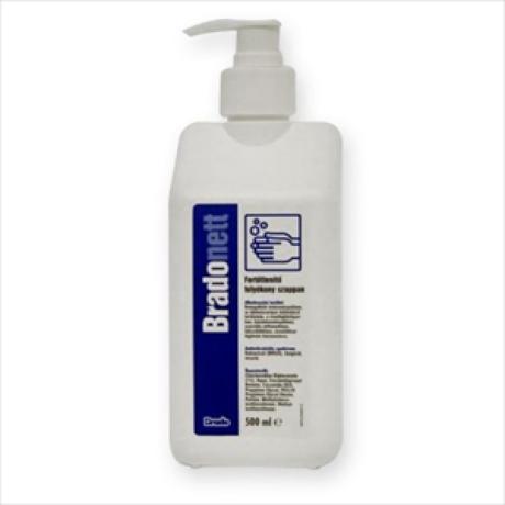 bradonett pumpás kézfertőtlenítő szappan 500 ml