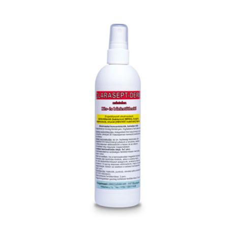 clarasept kéz és bőrfertőtlenítő pumpás 250 ml