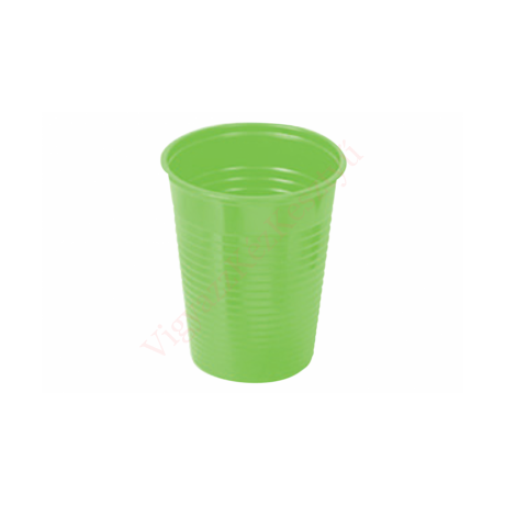 műanyag pohár avokado zöld 2 dl