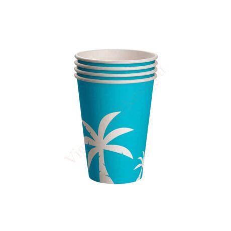 védd az óceánt papír pohár 2 dl